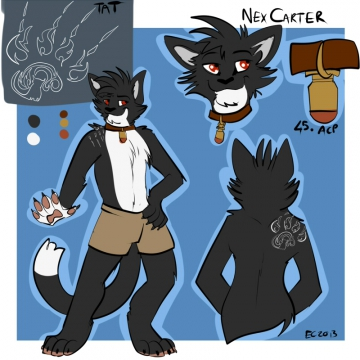 Referencesheet by EC